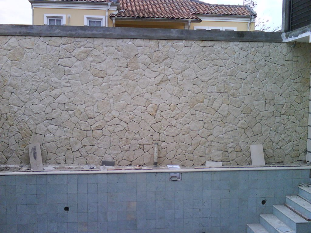limestone cladding