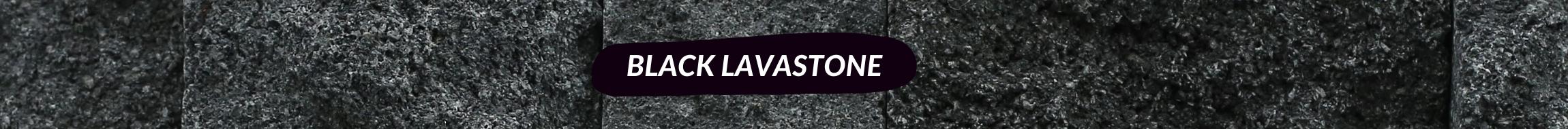 black-lavastone
